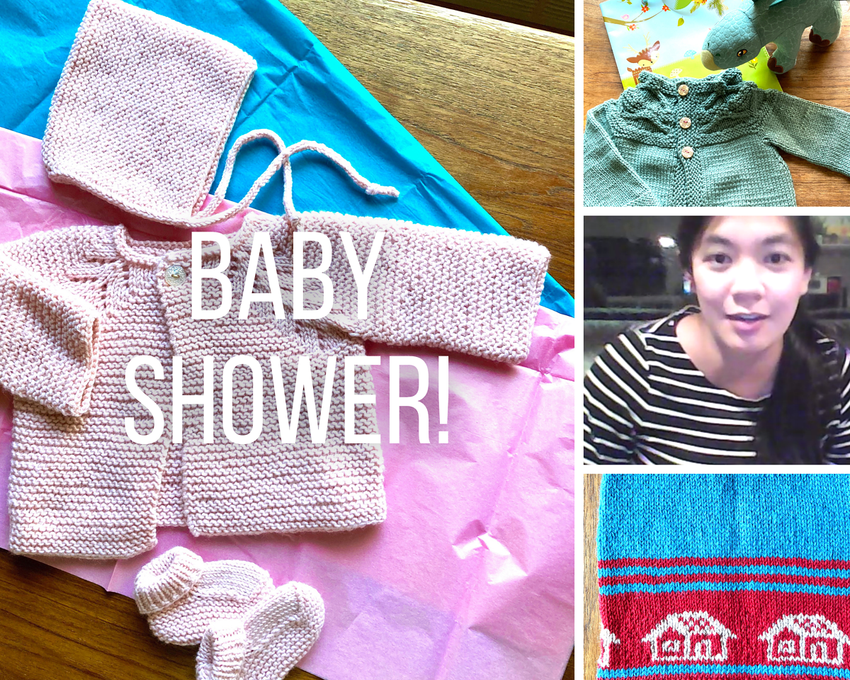 Joann baby shower