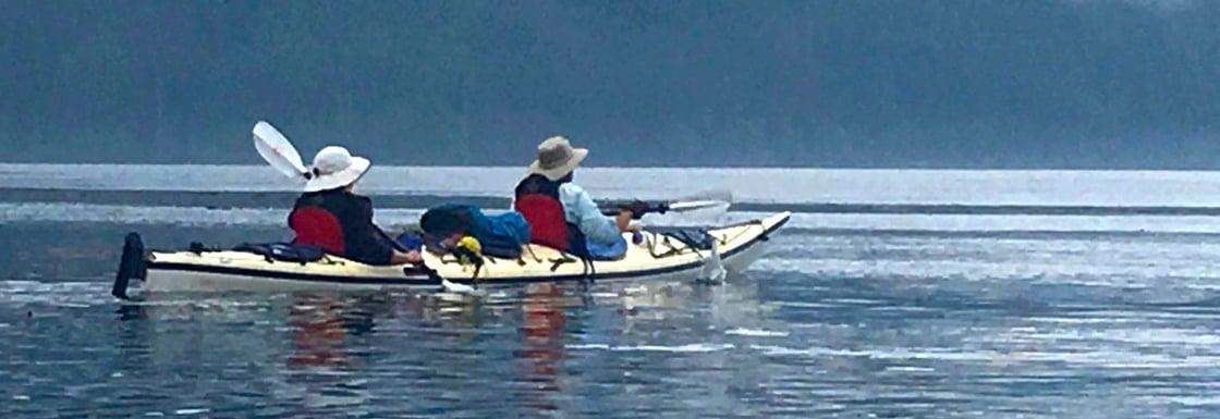 Links Jerry + Frank kayaking crop